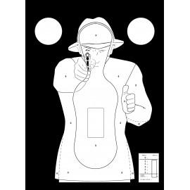 FUSIL AYA CORAL calibre : 12