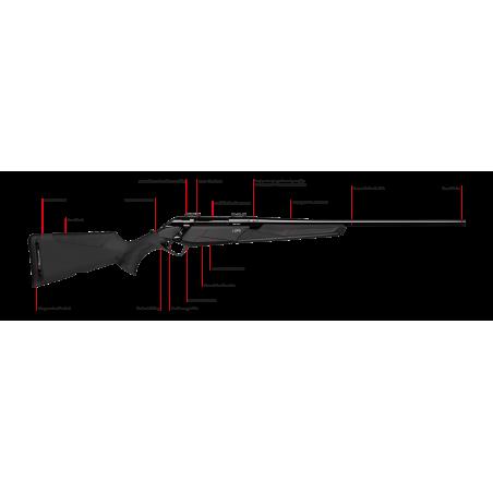 BLASER R8 PROF HUNTER VERT FONCÉ 416RM